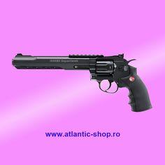 Pistol airsoft Ruger Superhawk full metal 4J Airsoft, Hand Guns, Metal, Firearms, Pistols, Metals