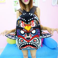 ==>>Big Save onPeking opera National Ethnic Printing sprayground Backpack Canvas Owl Backpack Women Lady Girl Travel School Bag with wingsPeking opera National Ethnic Printing sprayground Backpack Canvas Owl Backpack Women Lady Girl Travel School Bag with wingsSmart Deals for...Cleck Hot Deals >>> http://id869037541.cloudns.ditchyourip.com/32712730632.html images