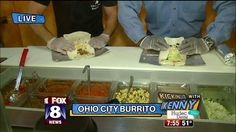 "It's been a staple in Ohio City for five years. So Kenny Crumpton stopped by to help Ohio City Burrito celebrate their success. He learned how to make a famous ""Silver Bullet."" Click on the videos ..."