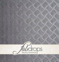 Chop Shop - Metal Floor Backdrop For Photography