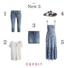 #Trendy Bohemian Blue #Esprit #styles ...