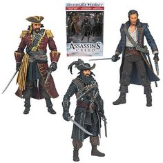 Lindsey's Toy Room - Assassins Creed Golden Age of Piracy 3 Pack, $37.99 (http://www.lindseystoyroom.com/assassins-creed-golden-age-of-piracy-3-pack/)