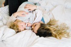 Motherhood In-Home Lifestyle Session -- Ali Middleton Photo
