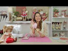 Pendente de Coração com Ursinho - Um charme!! - YouTube