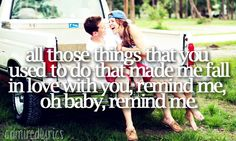 remind me~ brad paisley and carrie underwood