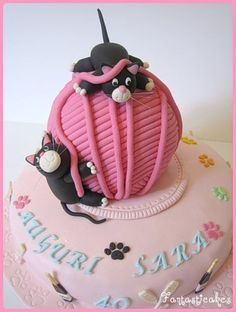 21 Best Yarn Cakes Images In 2012