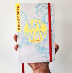 MY WAY Travel Journal - (Passport Cover) £7.99 Available to buy here:-