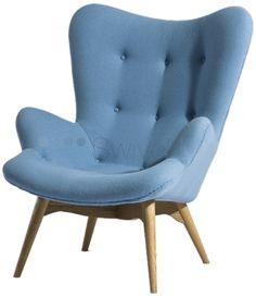 £420 plus £220 ottoman Swiveluk.com R160 Contour Chair