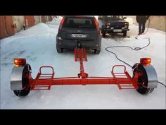 Trailer Plans, Trailer Build, Tow Trailer, Trailers, Welding Art, Welding Projects, Rs6 Audi, Trailer Dolly, Asa Delta