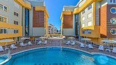 Flamingo Residence - Near Antalya Trade Port - Konyaaltı Antalya, Vacation Apartments, Swimming Pools, Engineering, Mansions, House Styles, Outdoor Decor, Products, Entryway