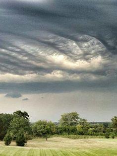 Undalatus clouds