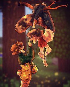 Pokemon, Minecraft Wallpaper, Dream Friends, Minecraft Fan Art, Just Dream, Dream Art, Anime, Dream Team, Beautiful Artwork