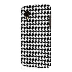 EMPIRE Signature Series One Piece Slim-Fit Case for Google Nexus 5 D820 D821 - Release The Houndstooth (Screen Protector Included):Amazon:Cell Phones & Accessories