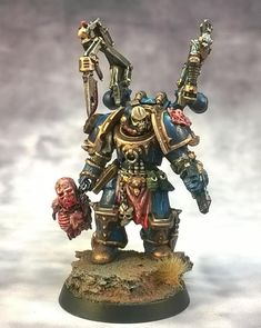 Night Lords First Claw – Army of One | Spikey Bits