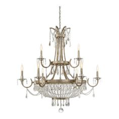 Buy the Savoy House Avalite Direct. Shop for the Savoy House Avalite Claiborne 9 Light Chandelier and save. Chandelier Ceiling Lights, Ceiling Lights, Filament Design, Chandelier Lighting, Crystal Chandelier, Savoy House, Chandelier, Ceiling Light Design, Chandelier Shades