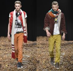 United Colors of Benetton 2013-2014 Fall Winter Mens Runway Collection: Designer Denim Jeans Fashion: Season Collections, Runways, Lookbooks and Linesheets