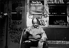 Bruce Davidson — Subway