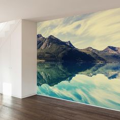 Grand+Reflections+Wall+Mural+Decal