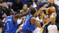 #Matrix #SetThePace in #Indy #ShawnMarion #DallasMavericks #IndianaPacers #NBA #preseason #MavsMadness #MFFL #RML #HoopScoops #HoopHype #ShootScore #DispoHoopScoops