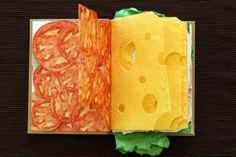 broodje van papier