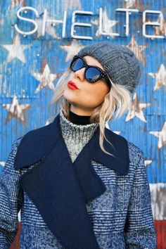 knits and more knits  #streetstylebijoux, #streetsyle, #bijoux
