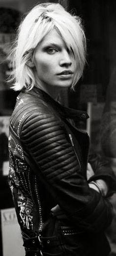 Maison Scotch & Soda: a Winter Classic, Leather Jacket