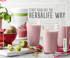 Hey, we had a great start to our morning with our Formula 1 Shakes! What did your #breakfast look like this morning?