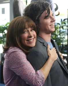 Frankie and Axl The Middle Series, The Middle Tv Show, Young Celebrities, Celebs, Funny Tv Series, I Movie, Movie Stars, Charlie Mcdermott, Patricia Heaton