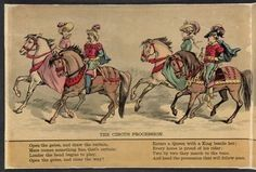 McLoughlin-Brothers-Publishers-1888-The-Circus-Procession-EARLY-CHILDRENS-LIT