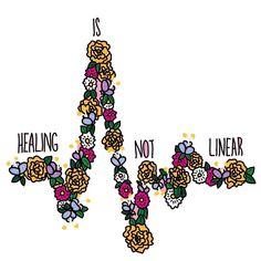 Healing is not linear  by brockam1
