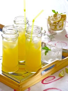Mango Lemonade #summer