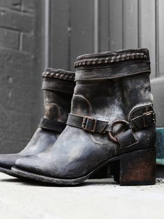 Free People Trystan Ankle Boot