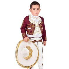 fedd6347e Traje Charrito Negro - Charro Azteca Venta De Trajes