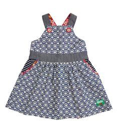 Wow, there are few words to describe the magnificence of our latest 'pinny' - the Springaling Pinafore Dress is made from cotton embroidered chambray that feels delightful to the touch. Pinafore Dress, Chambray, Cool Kids, Toddler Girl, Sewing Projects, Autumn, Clothing, Cotton, Dresses