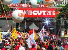 osCurve Brasil : Em seu discurso no centro de São Paulo em manifest...