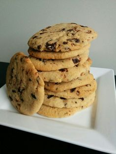 Chocolat chip cookies by Hermien