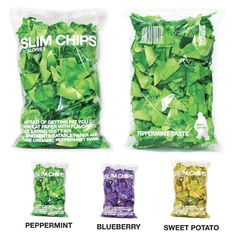 slim chips packaging