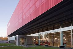 Mapfre Automovile Services Centre,© Miguel de Guzmán