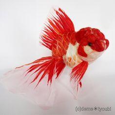 5月11日(北海道は13日)発売のアクアライフに観賞魚フェアで展示された作品が載るらしいです♪金魚道と言う雑誌に載せて頂く予定です。あと、東京グラフティー23日発売?かな?に掲載される予定です。ありがたやー笑 #kingyo #goldfish #fish #art #金魚 #羊毛 #羊毛フェルト #ニードルフェルト #ハンドメイド #アクアリウム #aquarium #アート #芸術 #水草 #北海道 #photooftheday #webstagram #handmade #オランダ #アクアライフ #金魚道