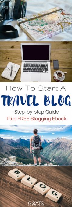 How To Start A Travel Blog | A Step-By-Step Guide To Starting A Blog | Best Blogging Tips | Top Tips For New Bloggers | Wordpress Advice | Making Money From Blogging | Travel Bloggers | #travelblog #blogging #howtotravel #travellifestyle #makingmoney #bestcareers #onlinejobs #remoteworking #traveltips #locationindependent
