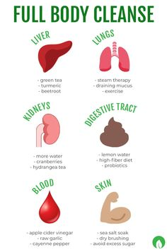 Did you know it's important to not ONLY cleanse your digestive tract but to support your body's elimination from each of these other organs too? Our body takes on A LOT. 😮 We can't control every harmful substance that enters our body, but what we CAN do is support each of these systems in eliminating them. Out with the old and in with the new... Click the link to learn more!