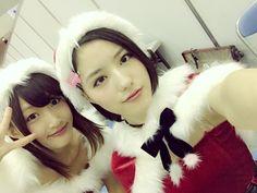 Emika Kamieda x Anna Ijiri  https://twitter.com/ijirianna0120/status/812640122478825472