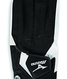 Mizuno JPX - Golf Gloves for Left Hand Color: Black Size: ML