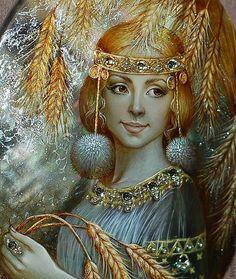 Светлана Беловодова является художницей лаковой миниатюрной живописи. В 1996 году она с отличием окончила Федоскинское художественное училище и с тех самых пор…