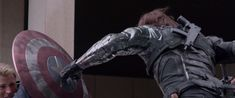 Winter soldier arm - Google Search