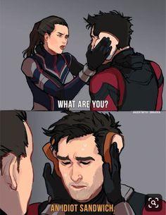 Funny Marvel Memes, Dc Memes, Avengers Memes, Marvel Jokes, Marvel Avengers, Avengers Imagines, Avengers Cast, Marvel Dc, Wanda Marvel