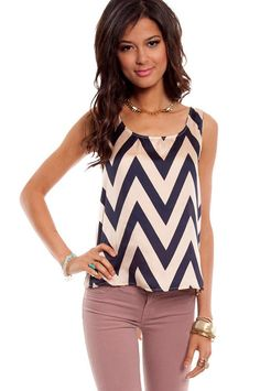 Right Angles Tank - $34.00