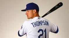 Hermano de Klay Thompson se hace sentir en el lineup de los Dodgers