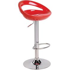 The contemporary design of this Swizzle bar stool gives any kitchen or home bar the perfect finishing touch.