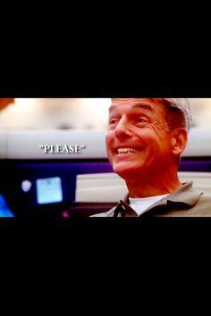 Gibbs asking please omg